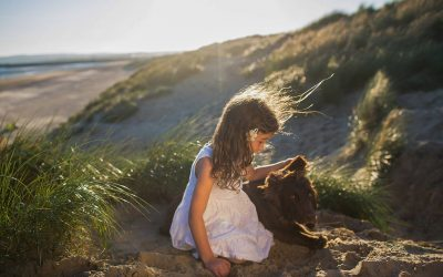 Magnificent Stanley Summer Collection Children's Fashion shoot in Lewes