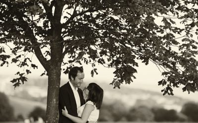 Adele and Nick's wedding at the Old Green Barn in Newdigate, Surrey
